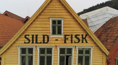 PAST.NO - BREDSGÅRDEN 1A building, UNESCO heritage site of Bryggen, Bergen, Vestland Fylke, Norway